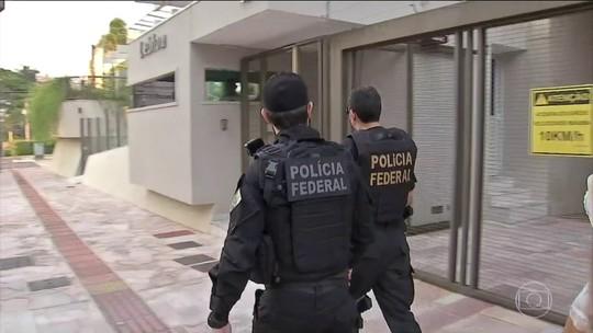 Operação da PF faz buscas na casa e no gabinete do governador Reinaldo Azambuja, de Mato Grosso do Sul