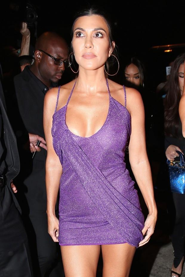 Kourtney Kardashian (Foto: BackGrid)