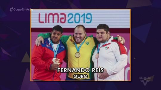 No Pan de Lima, atletas da região se destacam e voltam para casa com medalhas