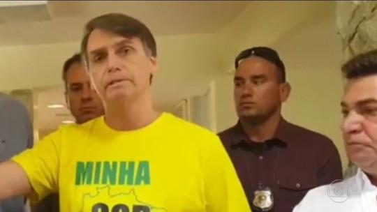 Bolsonaro propõe endurecer leis para prevenir violência