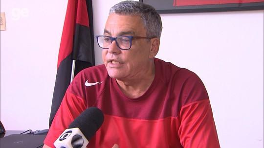 """Após demissão de Tencati, Paulo Carneiro garante agilidade por substituto: """"Vou fechar hoje"""""""