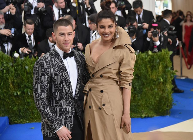 Priyanka Chopra e Nick Jonas (Foto: Getty Images)