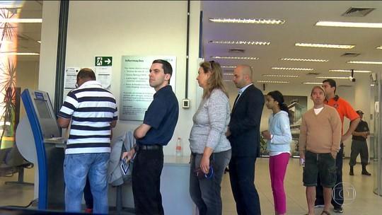 Correntistas da Caixa têm até domingo (25) para autorizar saque antecipado do FGTS