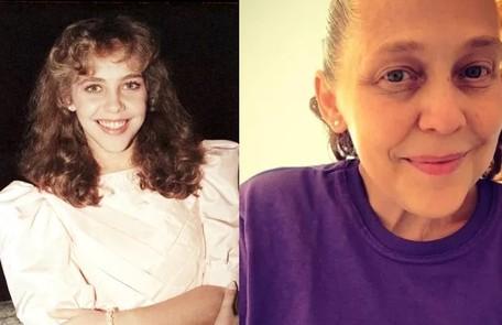 Isabela Garcia viveu Ana, moça que se envolveu com Pedro. Isabela está longe da TV desde 'O Sétimo Guardião', em 2018 Reprodução