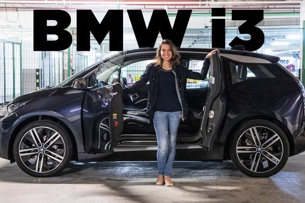 Vídeo: BMW i3 (Foto: Autoesporte)