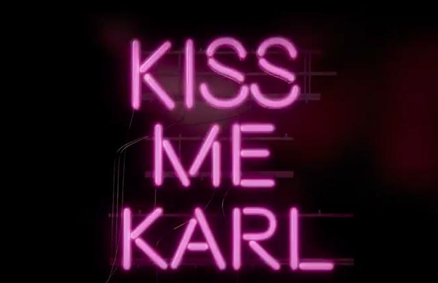 Karl Lagerfeld x ModelCo (Foto: Reprodução/Instagram)