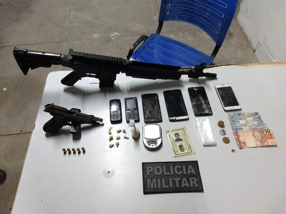 Caso é investigado pela Delegacia de Morada Nova.  — Foto: Polícia Militar