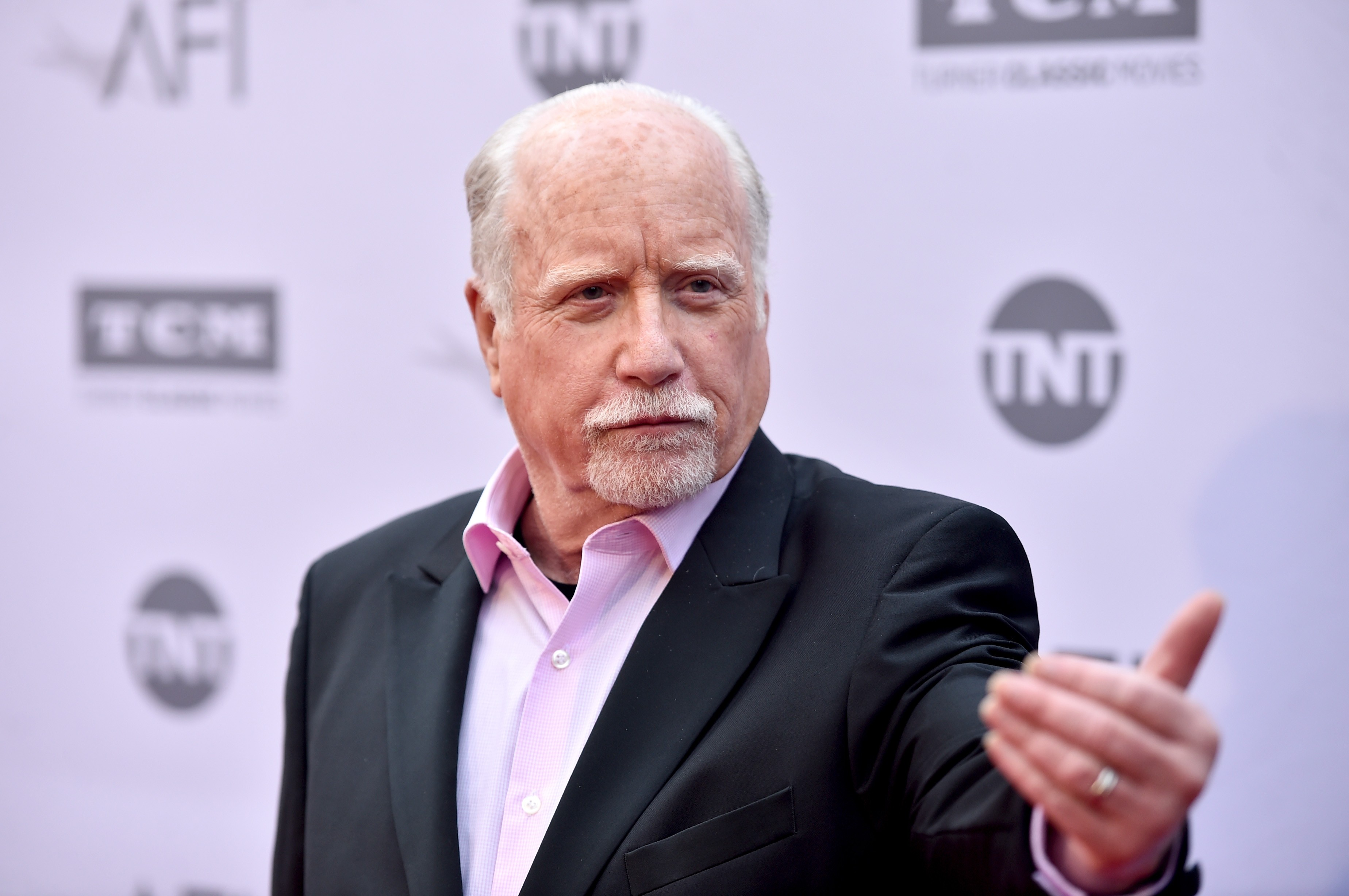 O ator Richard Dreyfuss (Foto: Getty Images)