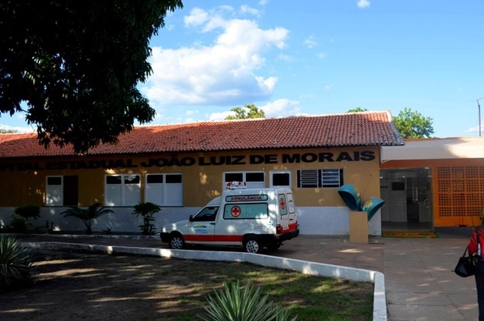 Vítima morreu após dar entrada no Hospital da cidade de Demerval Lobão, no Piauí — Foto: Divulgação/ Governo do Piauí