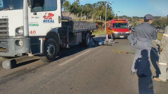 Acidentes na BR-491 deixam dois mortos nas últimas 24h no Sul de Minas