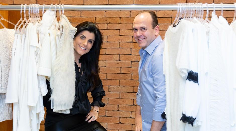 Persio e Rita Alexandr, fundadores da Pusco (Foto: Divulgação)