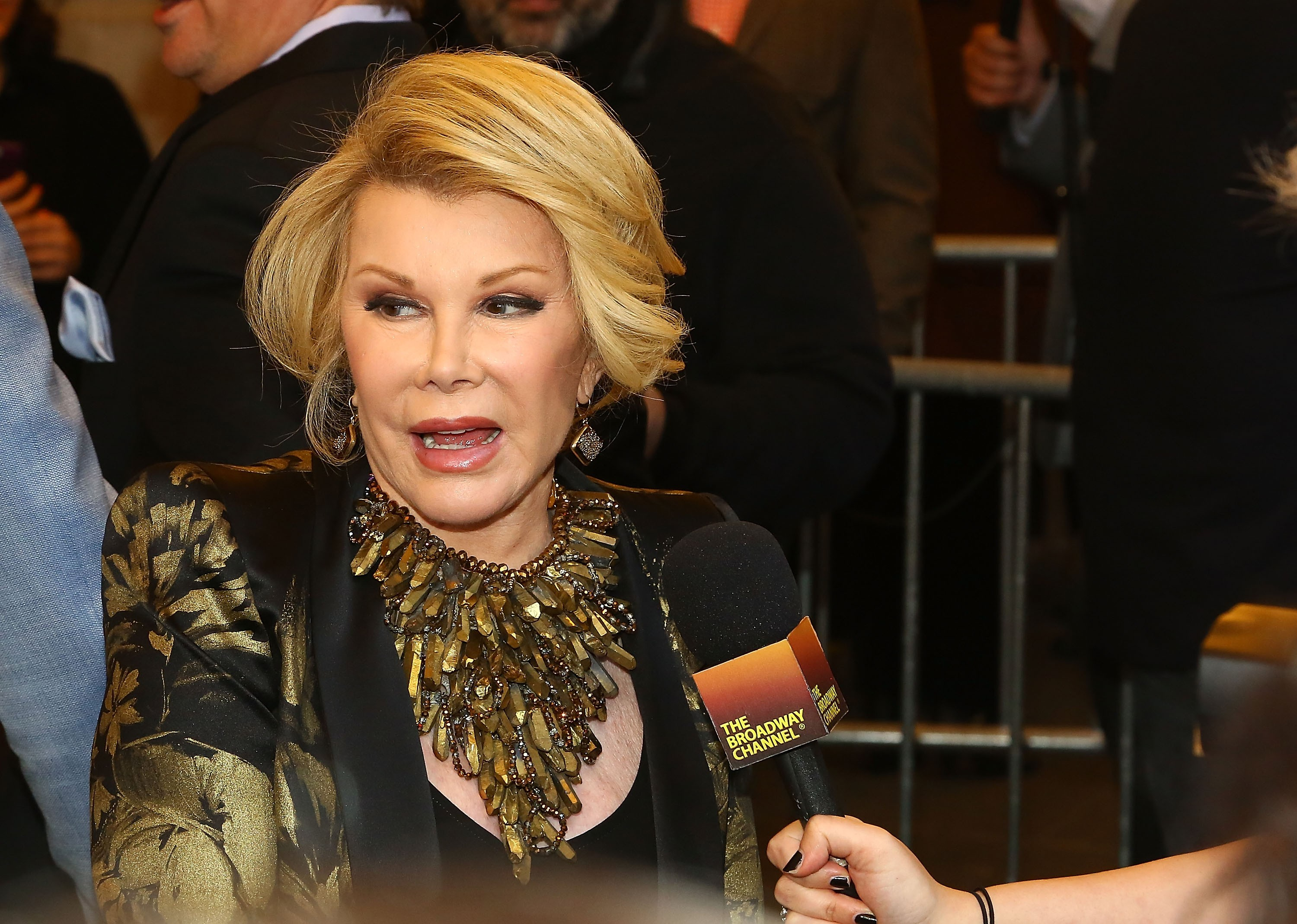 Joan Rivers (Foto: Getty Images)
