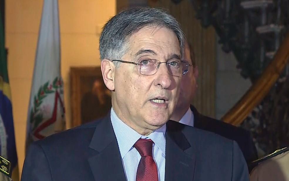 Governador de Minas Gerais, Fernando Pimentel (PT). (Foto: Reprodução/TV Globo)
