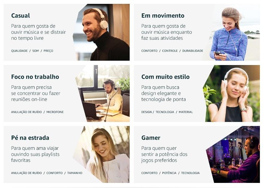 Fones (Foto: Divulgação)