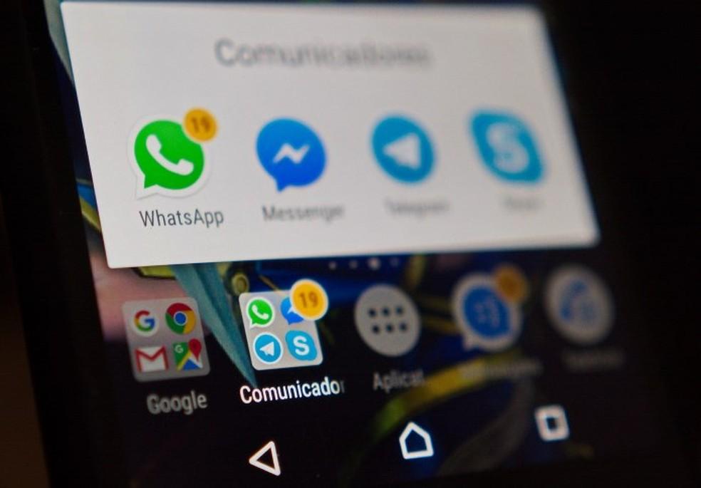 WhatsApp pretende sinalizar mensagens encaminhadas para coibir boatos (Foto: Altieres Rohr/Especial para o G1)