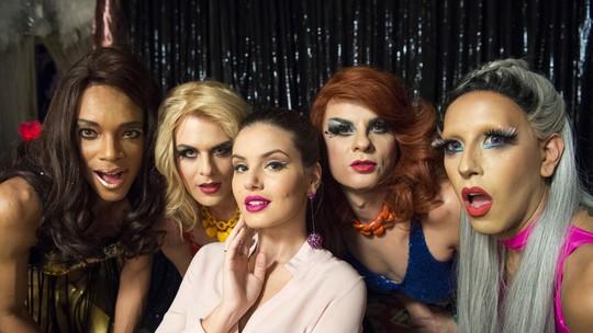 Camila Queiroz surge poderosa como Luíza em 'Pega Pega'