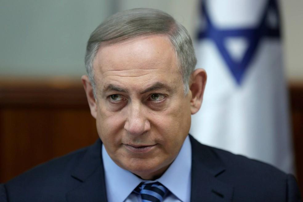 Benjamin Netanyahu  (Foto: Abir Sultan/AP)