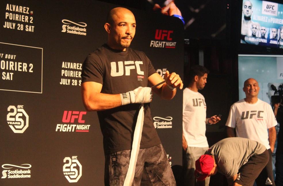 Manauara guarda um carinho especial pelo Canadá, onde debutou no UFC (Foto: Marcelo Barone)