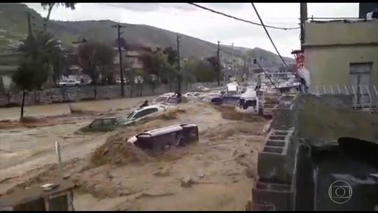 Enchentes deixam 24 mortos no Irã e no Iraque