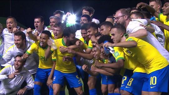 No ritmo do tetra: samba criado por médico embala Brasil durante Mundial Sub-17; veja a música