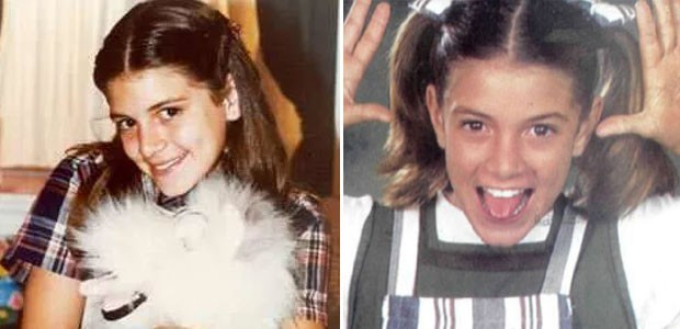 Renata Del Bianco interpretou a chiquitita Vivi entre 1997 e 1998 (Foto: Divulgação)