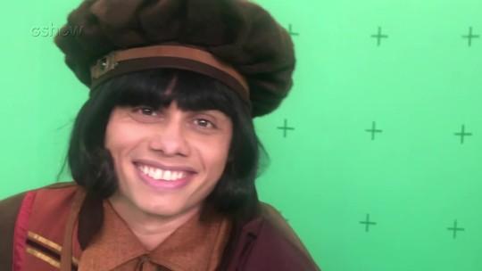 Silvero Pereira comenta sua participação no 'Adnight Show': 'Estou esperando pelo momento de me divertir no set'