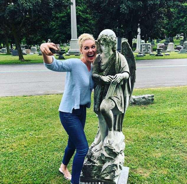 Katherine Heigl (Foto: Instagram)