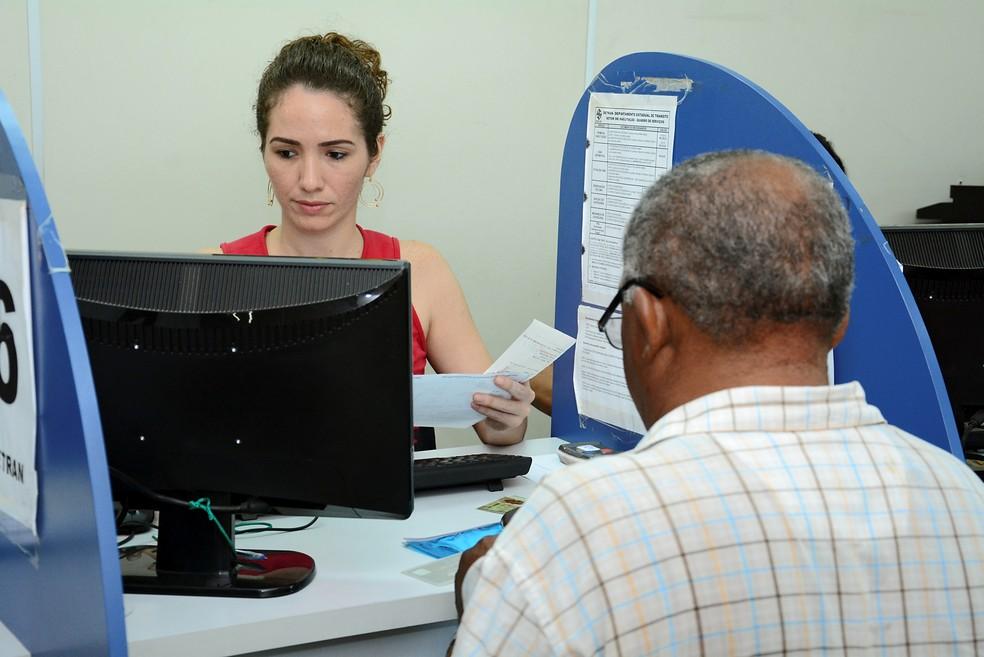 Detran implanta sistema para quitar licenciamento e IPVA em qualquer banco (Foto: Divulgação )