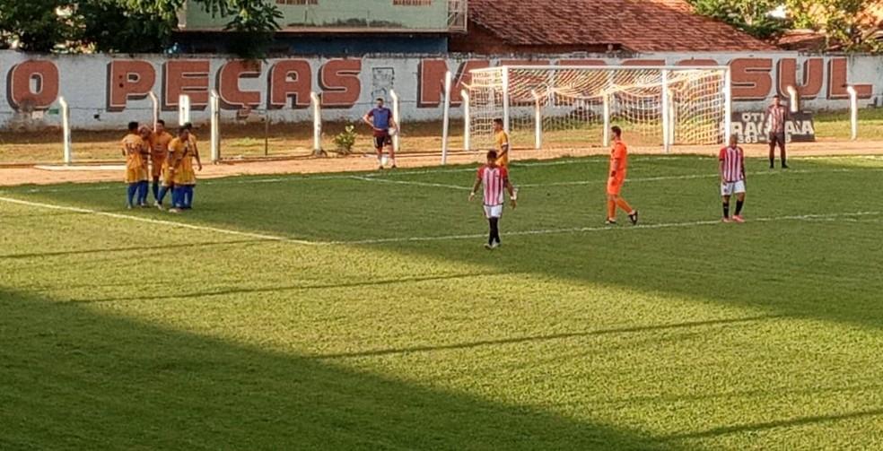 Tocantinense 2021 só deve voltar em dezembro  — Foto: Divulgação/Interporto
