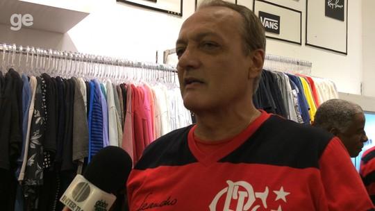 """Ídolos do Fla condenam decisão sobre 87 e criticam falta de raça: """"Acomodados"""""""
