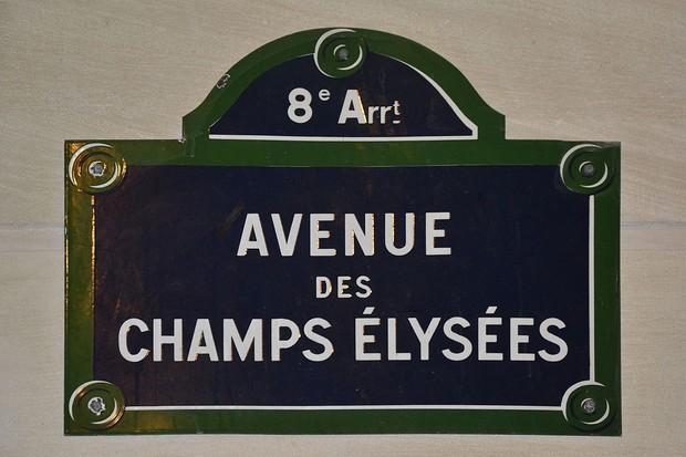 Placa Nome Rua (Foto: Yann Forget/Wikimedia Commons)