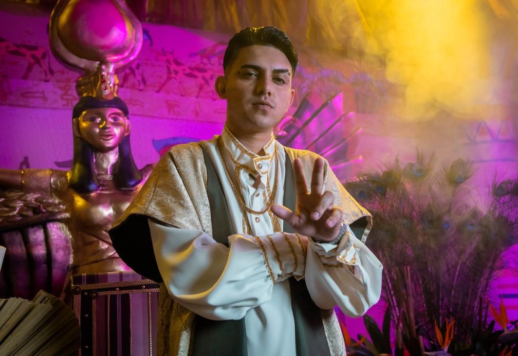 MC Fioti no novo clipe de 'Bum bum tam tam' em homenagem ao Butantã — Foto: Divulgação / Kondzilla