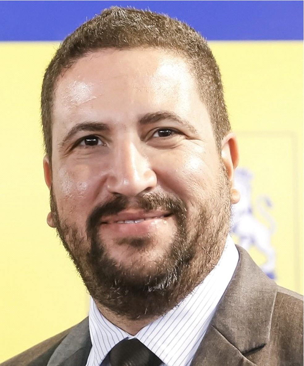 Eduardo Machado, secretário de Imprensa de Pernambuco na segunda gestão de Paulo Câmara — Foto: Governo de PE/Divulgação