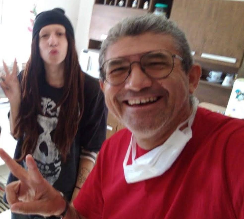 Pastor que é pai de jovem trans encontrada morta em Mairinque afirma querer lutar pela causa LGBTQIA+ — Foto: Luis Henrique Leandro Ferreira/Arquivo Pessoal