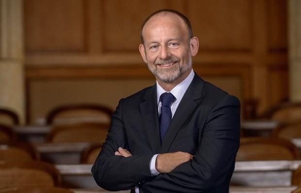 Dominique de Buman, presidente do Parlamento Suíço (Foto: Divulgação Swiss Parlament)