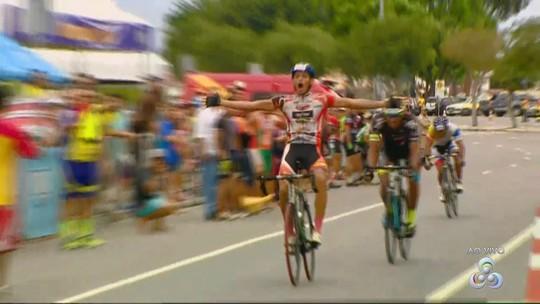 Pelo 2º ano seguido, venezuelano vence elite da 58ª Ciclística Archer Pinto