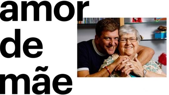 'Amor de Mãe': homenagem à mãe de Jorge Fernando 'emociona' internautas