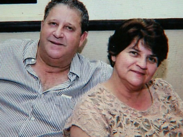 Casal foi morto a facadas dentro de casa em Sales Oliveira, SP (Foto: Reprodução/EPTV)