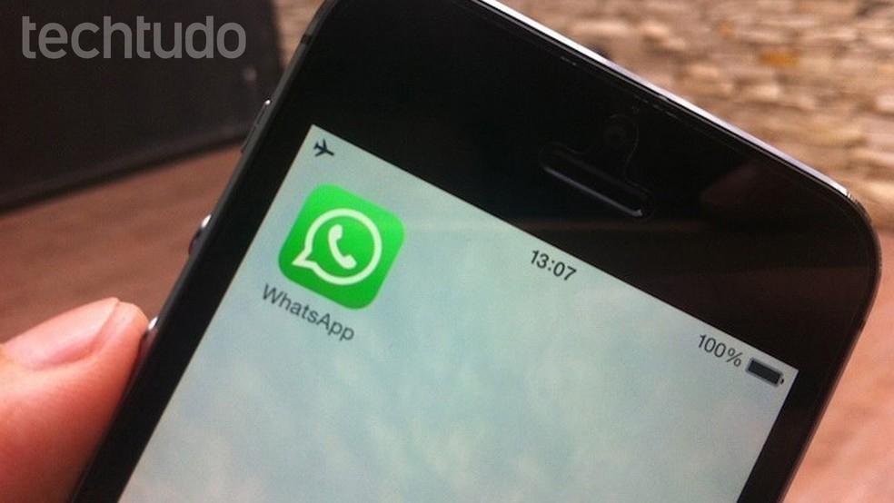 WhatsApp agora permite impedir que contatos adicionem a grupos sem permissão — Foto: Marvin Costa/TechTudo