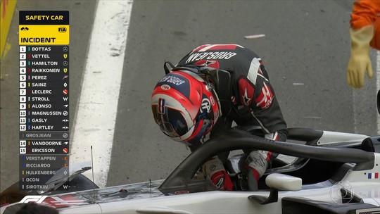 Chefe da Haas jura que Romain Grosjean não corre risco de ser mandado embora