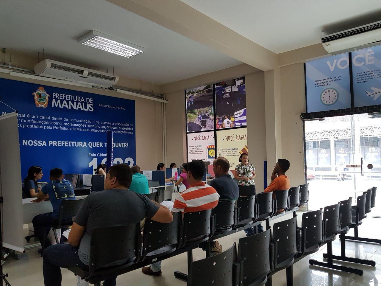 Sine Manaus oferece 56 vagas de emprego nesta segunda-feira (19) - Notícias - Plantão Diário
