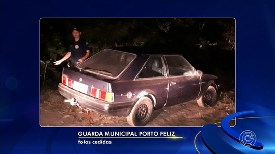 Guarda Municipal encontra carro de suspeito de matar idosa em Porto Feliz