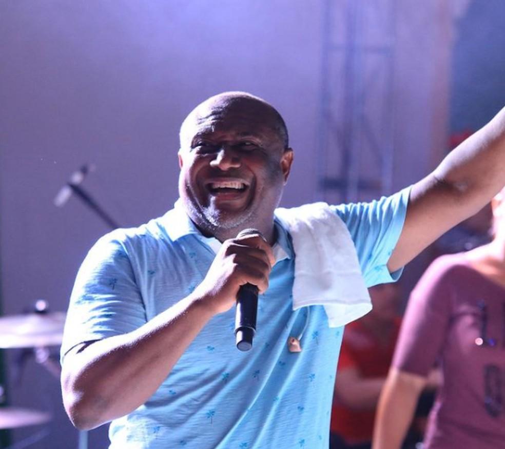 Irmão Lázaro fez sucesso em diferentes ritmos musicais — Foto: Reprodução / Redes Sociais