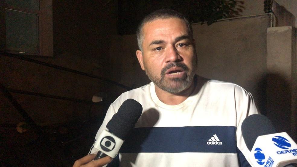 Leonardo Ferreira foi ouvido e liberado pela PC (Foto: Juliana Gorayebb/G1)