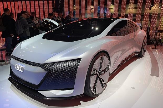 Audi Aicon concept (Foto: Reprodução/internet)