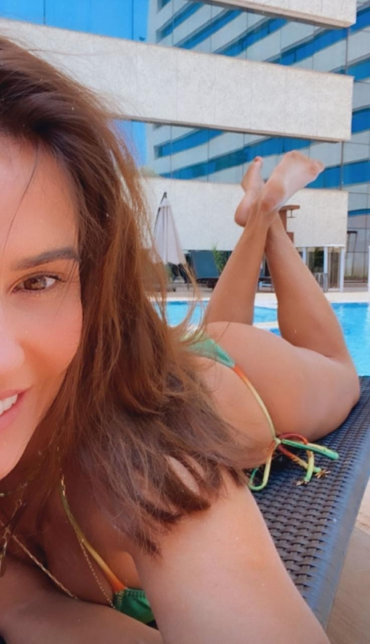 Deborah Secco (Foto: Instagram)