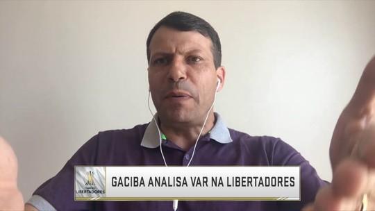 """Após polêmicas com o VAR na Libertadores, Gaciba questiona: """"Qual o critério que é utilizado?"""""""