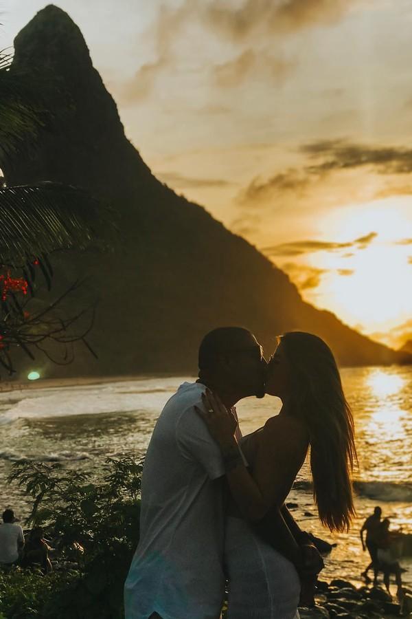Fernando Medeiros e Aline Gotschalg (Foto: Instagram/Reprodução)