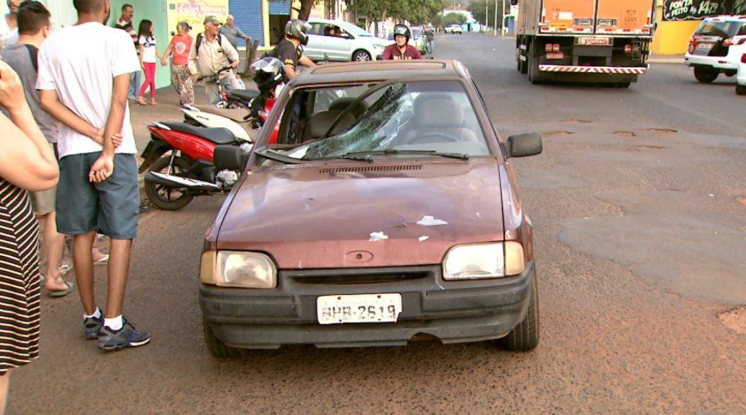 Menor fica em estado grave após ser atropelado ao tentar pegar pipa em Ribeirão Preto, SP - Notícias - Plantão Diário