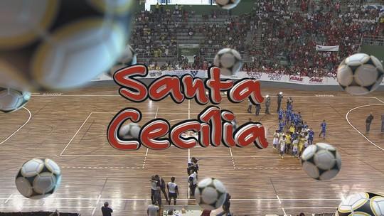 Santa Cecília e Objetivo Santos são campeões da 15ª Copa de Futsal Escolar